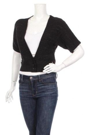 Γυναικεία ζακέτα Esprit, Μέγεθος XS, Χρώμα Μαύρο, Βαμβάκι, Τιμή 4,00€