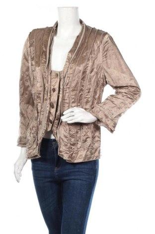 Дамска риза Apanage, Размер XL, Цвят Кафяв, Цена 24,57лв.