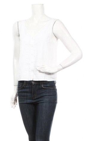 Дамска риза Edited, Размер S, Цвят Бял, 100% вискоза, Цена 14,40лв.