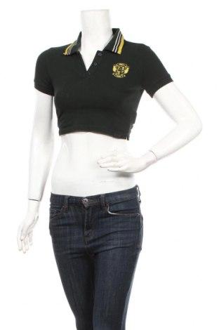 Дамска тениска Fenty Puma by Rihanna, Размер XXS, Цвят Зелен, 97% памук, 3% еластан, Цена 89,25лв.