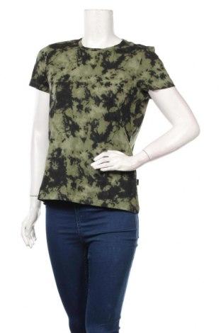 Дамска тениска Noisy May, Размер M, Цвят Зелен, 95% памук, 5% еластан, Цена 29,00лв.