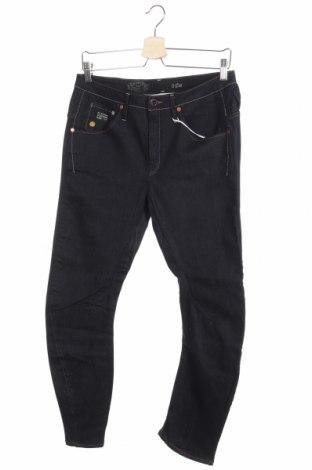 Дамски дънки G-Star Raw, Размер S, Цвят Син, 98% памук, 2% еластан, Цена 41,59лв.