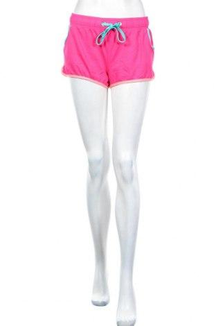 Γυναικείο κοντό παντελόνι Banana Moon, Μέγεθος L, Χρώμα Ρόζ , 90% πολυαμίδη, 10% ελαστάνη, Τιμή 11,36€