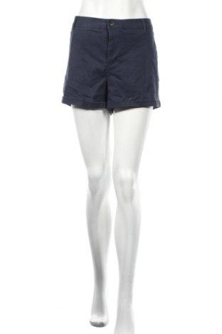 Дамски къс панталон Jack Wills, Размер M, Цвят Син, 97% памук, 3% еластан, Цена 38,35лв.
