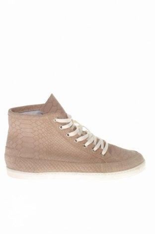 Γυναικεία παπούτσια Selected Femme, Μέγεθος 39, Χρώμα Καφέ, Φυσικό σουέτ, Τιμή 36,86€