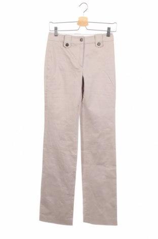 Дамски панталон Philosophy Di Alberta Ferretti, Размер XS, Цвят Бежов, 97% памук, 3% други тъкани, Цена 63,20лв.