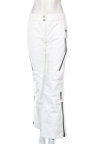 Дамски панталон за зимни спортове Colmar, Размер M, Цвят Бял, 100% полиестер, Цена 246,75лв.