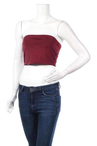 Дамски потник Oasis, Размер S, Цвят Червен, 94% полиестер, 6% еластан, Цена 8,50лв.