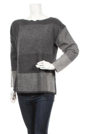 Дамски пуловер Elena Miro, Размер M, Цвят Сив, 49% акрил, 31% полиамид, 20% вълна, Цена 129,00лв.