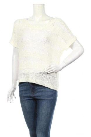 Дамски пуловер Lindex, Размер S, Цвят Екрю, 41% акрил, 26% памук, 33% полиестер, Цена 6,40лв.