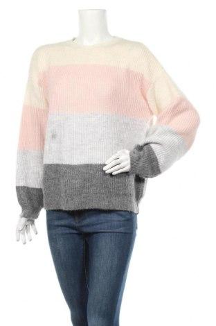Damski sweter New Look, Rozmiar M, Kolor Kolorowy, 77%akryl, 23% poliester, Cena 97,50zł