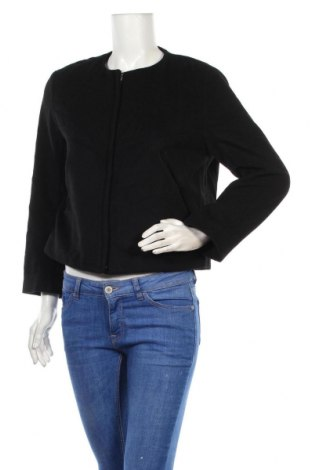 Дамско палто Acne, Размер S, Цвят Черен, Цена 289,50лв.