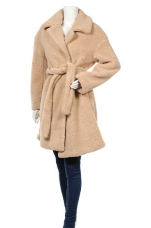 Дамско палто Ivyrevel, Размер M, Цвят Бежов, Полиестер, Цена 116,00лв.