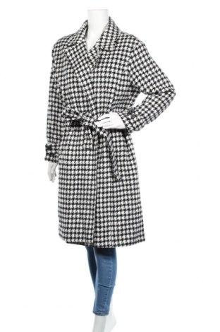 Damski płaszcz Vero Moda, Rozmiar XL, Kolor Czarny, 68% poliester, 16%akryl, 10% wiskoza, 6% poliamid, Cena 297,50zł