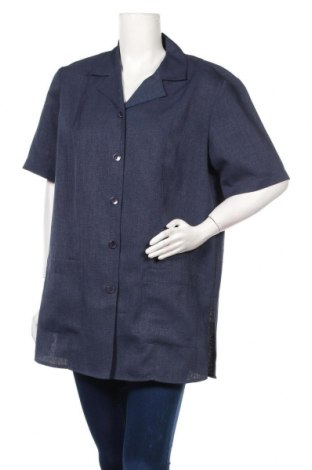 Γυναικείο σακάκι Barisal, Μέγεθος L, Χρώμα Μπλέ, Πολυεστέρας, Τιμή 4,55€