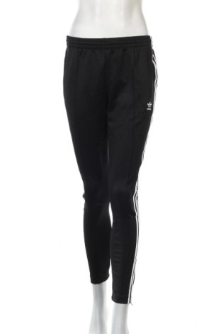 Γυναικείο αθλητικό παντελόνι Adidas Originals, Μέγεθος M, Χρώμα Μαύρο, Τιμή 34,41€