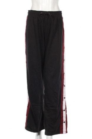 Дамско спортно долнище Boohoo, Размер S, Цвят Черен, 65% полиестер, 35% памук, Цена 28,50лв.