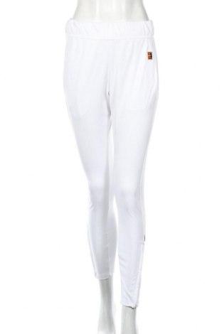 Дамско спортно долнище Nike, Размер XS, Цвят Бял, Полиестер, Цена 66,75лв.