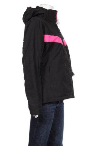 Дамско спортно яке Campri, Размер M, Цвят Черен, Полиестер, Цена 164,25лв.