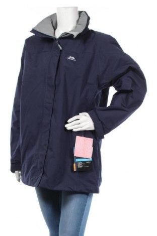 Дамско спортно яке Trespass, Размер XL, Цвят Син, Полиестер, Цена 71,40лв.