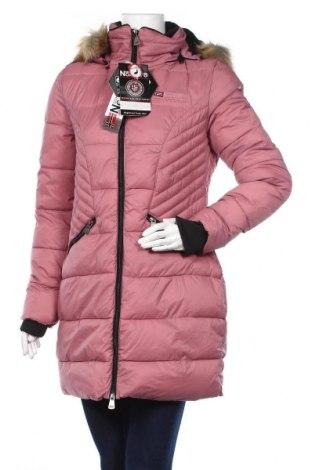 Dámska bunda  Geographical Norway, Veľkosť M, Farba Ružová, Polyamide, Cena  123,20€