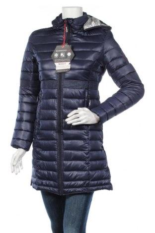 Dámska bunda  Geographical Norway, Veľkosť S, Farba Modrá, Polyester, Cena  112,89€
