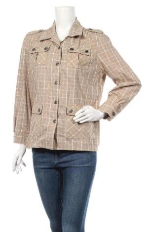 Дамско яке Gina Benotti, Размер M, Цвят Бежов, Цена 3,57лв.