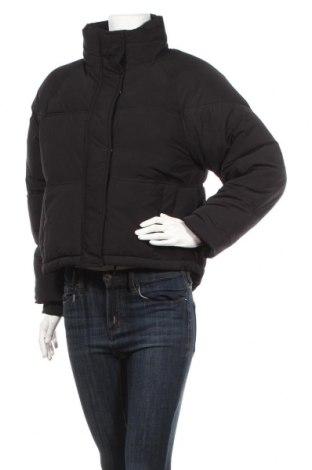 Дамско яке Topshop, Размер M, Цвят Черен, Полиестер, Цена 133,44лв.
