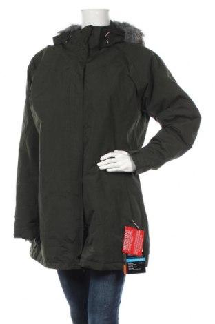 Дамско яке Trespass, Размер XL, Цвят Зелен, 100% полиестер, Цена 143,04лв.