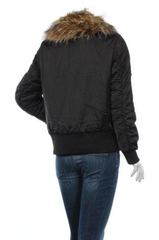 Дамско яке V by Very, Размер M, Цвят Черен, 100% полиестер, Цена 22,12лв.