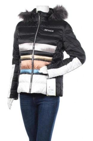 Γυναίκειο μπουφάν για χειμερινά σπορ Nevica, Μέγεθος L, Χρώμα Μαύρο, 60% πολυεστέρας, 40% πολυαμίδη, Τιμή 118,04€