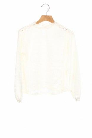 Детска блуза, Размер 3-4y/ 104-110 см, Цвят Бял, Цена 9,45лв.
