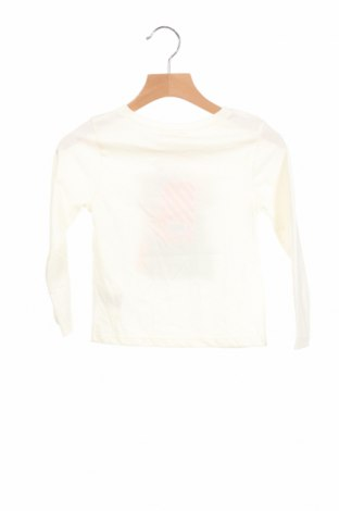 Детска блуза Billieblush, Размер 3-4y/ 104-110 см, Цвят Бежов, 65% полиестер, 35% памук, Цена 17,00лв.