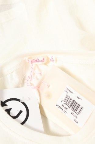 Детска блуза Billieblush, Размер 3-4y/ 104-110 см, Цвят Бежов, 65% полиестер, 35% памук, Цена 21,42лв.