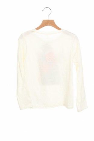 Детска блуза Billieblush, Размер 9-10y/ 140-146 см, Цвят Екрю, 65% полиестер, 35% памук, Цена 21,42лв.