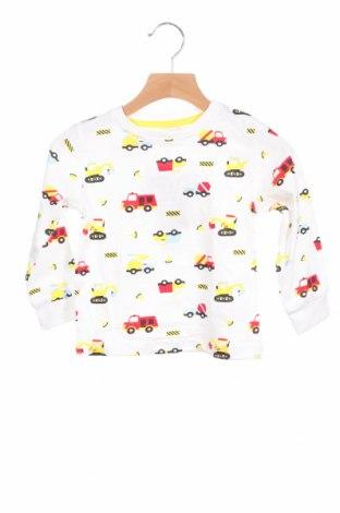 Детска блуза Crafted, Размер 18-24m/ 86-98 см, Цвят Многоцветен, Памук, Цена 18,00лв.