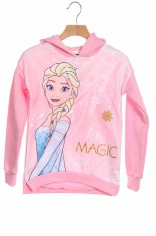 Детска блуза Disney, Размер 3-4y/ 104-110 см, Цвят Розов, Полиестер, Цена 24,00лв.