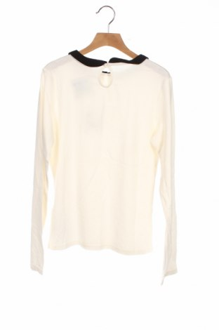 Детска блуза Du Pareil Au Meme, Размер 12-13y/ 158-164 см, Цвят Бял, Памук, Цена 18,70лв.