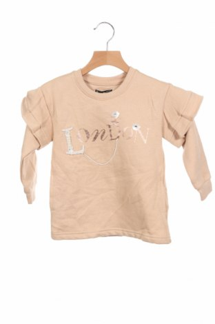 Детска блуза Firetrap, Размер 2-3y/ 98-104 см, Цвят Бежов, 60% памук, 40% полиестер, Цена 28,00лв.