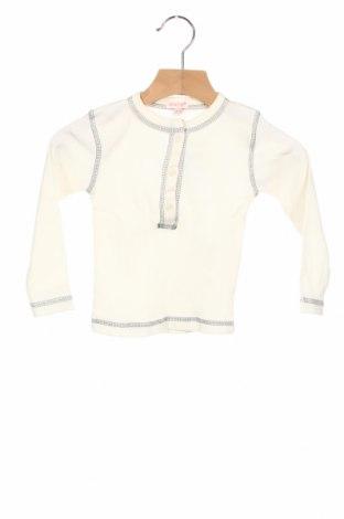 Детска блуза Gocco, Размер 2-3y/ 98-104 см, Цвят Бял, Памук, Цена 21,76лв.