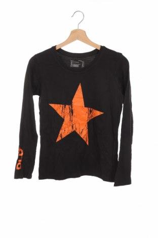 Детска блуза Hanes, Размер 13-14y/ 164-168 см, Цвят Черен, Цена 3,68лв.