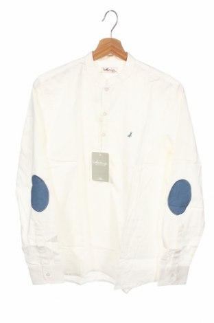 Детска блуза La Ormiga, Размер 15-18y/ 170-176 см, Цвят Бял, Памук, Цена 25,20лв.