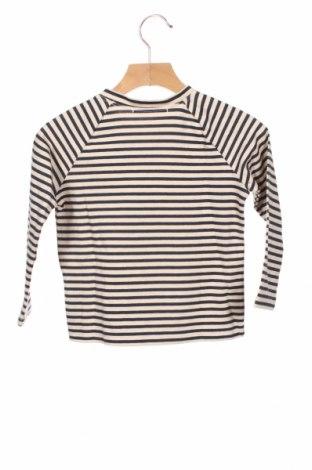 Детска блуза Little Celebs, Размер 3-4y/ 104-110 см, Цвят Бежов, 61% памук, 35% полиестер, 4% еластан, Цена 17,50лв.