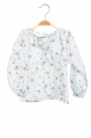 Детска блуза Little Celebs, Размер 2-3y/ 98-104 см, Цвят Син, 100% памук, Цена 18,70лв.