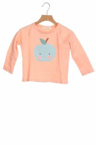 Детска блуза Little Celebs, Размер 2-3y/ 98-104 см, Цвят Розов, 96% памук, 4% еластан, Цена 19,80лв.