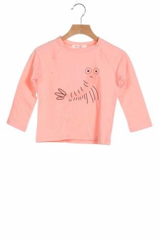 Детска блуза Little Celebs, Размер 3-4y/ 104-110 см, Цвят Розов, 96% памук, 4% еластан, Цена 18,00лв.