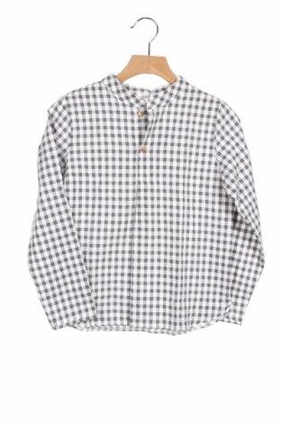 Детска блуза Little Celebs, Размер 7-8y/ 128-134 см, Цвят Бял, 65% памук, 35% полиестер, Цена 27,00лв.