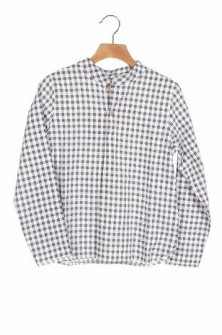 Детска блуза Little Celebs, Размер 9-10y/ 140-146 см, Цвят Бял, 65% памук, 35% полиестер, Цена 25,92лв.