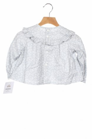 Детска блуза Lola Palacios, Размер 2-3y/ 98-104 см, Цвят Син, 100% памук, Цена 29,40лв.