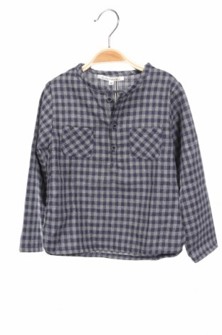 Детска блуза Lola Palacios, Размер 3-4y/ 104-110 см, Цвят Син, Цена 23,80лв.
